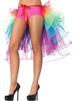 ruffle skirt - Babyonline stage wear petticoat Sexy costumes Festival Ruffles Colorful Skirt Cheap Party Skirt sexy dance costume Christmas