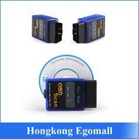 Wholesale Vgate MINI ELM Bluetooth OBD2 V1 Diagnostic Tool MINI ELM327 MINI ELM OBD scanner