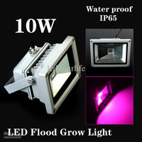 Wholesale NEW W Blue nm Red nm Hydroponic Plant Flood LED Grow Lights led floodlight Super Bright