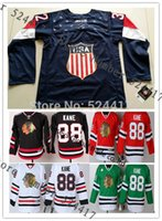 usa hockey jersey - 2014 Kids Olympic Patrick Kane USA Youth Jersey New Tag Sochi Hockey Jersey Team USA TJ Oshie Youth Jersey