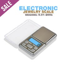 Wholesale 0 g g Accurate LCD Digital Mini Pocket Weighing Scale For Jewlery g g digital pocket scale with Backlight