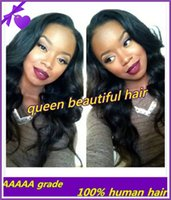 Wholesale High quality custom made virgin human hair wigs hot sale brazilian wavy full lace wig lace front wig natural color freeshipping