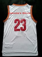 Cheap 2015 #23 White Stitched Jersey,Wholesalers Various Discount Cheap Basketball Jersey,High Quality Basketball Jersey tops,Basketball Wear