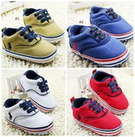 new model shoes - Autumn new style baby toddler shoes soft bottom Velcro months children shoes boys shoes hybrid models pair B3