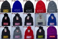 Wholesale Hot Sale hip hop street brands beanies diamond YOLO Dope boy london unkut illest trukfit swag street homies beanie hats winter caps Top Hot