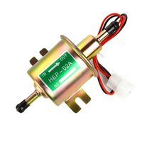 Wholesale High Pressure Car Fuel Pump Metal Intank Petrol V Universal Interchangeable Electric