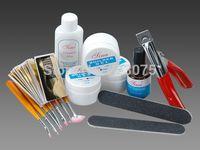 acrylic nail starter kit - Acrylic UV Nail Art UV Gel Builder Starter Kit Set