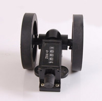 Wholesale Z94F Five Digit Yard Counter Rolling Wheel Counter For Textile Machinery Printing