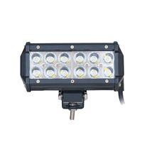 Wholesale 2pcs quot W Cree IP67 K LED Work Light Bar Lamp Tractor Boat Off Road WD x4 v v Truck SUV ATV Spot Flood Super Bright