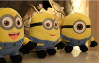 Wholesale 50pcs Despicable ME Movie Plush Toy inch quot cm Minion Jorge Stewart Dave NWT with tags