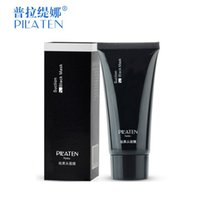 Wholesale Face Facial Black Mask PILATEN Nose Blackhead Remover Peeling Acne Treatments Mask Peel off g Skin Care Face Care