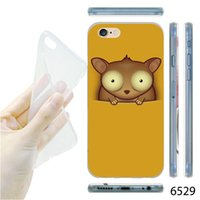 mouse animal - Soft TPU Case Back Cover For iphone Plus Inch Cartoon Animal Mouse Chipmunk