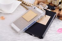 Perfume Shop - 2015 Hot style Perfume Bottle Clear Soft TPU Luxury Cases For iphone case inch Cover Free Shopping by DHL