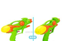 Cheap Hot Sale Children Sand Water Gun Play Toy By Air Pressure Kids Water Pistols Fastest 13.*22*2cm Christams Gift DHL Free 200pcs