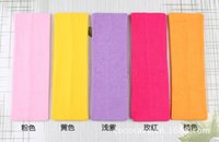 Wholesale 200pcs Candy Color Vogue Women Yoga Sport Headband Simple Hairband Elastic cm Elastic Headband Sports Yoga Accessory headbands