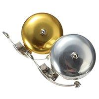Wholesale Classic Bike Siren Accessory Retro Bicycle Bell Ring Alarm Metal Handlebar Horn order lt no track
