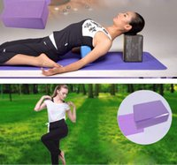 advanced workout - Advance EVA Yoga Block Brick Sports Exercise Fitness Gym Workout Stretching Aid