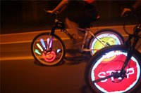 bycicle - Chinese led bicicleta monkey farol accessories led bycicle wheel light lamp