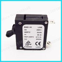 Wholesale 230V AMP A Generator Circuit Breaker Hertz Trip Amps order lt no track
