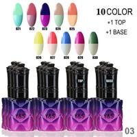 Wholesale choose Mood Color Changing Nail Polish Lacquer Long Lasting ML Soak Off Gel Nail Varnish fashion color for choose