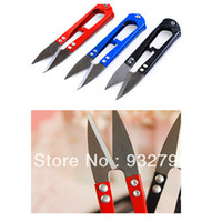 Wholesale 20pcs Clippers Sewing Trimming Scissors Nipper Embroidery Thrum Yarn Fishing Thread Beading Cutter Mini tool order lt no track