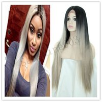 Cheap Ombre Color Human Hair Wig Best Brazilian Human Hair