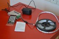 Intelligent Light Time Sensor controlada Controlador llevó el regulador 144W DC12V controlador de tiempo de 24 horas 24key para la tira llevada