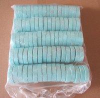 Al por mayor-largo tiempo 1 * cinta 3yards impermeable doble cara pelo dobles cintas adhesivas cara azul peluca de pelo cinta para el pelo