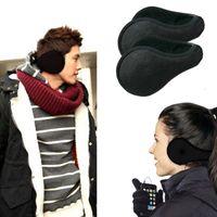 Wholesale 2015 retail POP Warm Pack Women Men Winter Ear Warmers Behind the Ear Style Fleece Muffs