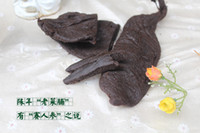 Wholesale 250g Made in Dried Black Radish for Reducing internal heat Whelk Good for Diabetes High Cholesterol High Blood Sugar