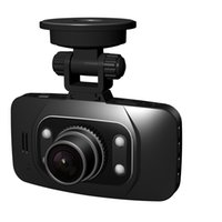 Wholesale Original Glassic Lens GS8000L P Car DVR inch LCD Car Recorder Video Dashboard Camera with G sensor NOVATEK chipset GS8000 Night View