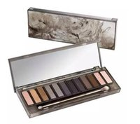 Wholesale Factory Price Make up Nude Smoky colors smoky Eye shadow Palette eyeshadow set DHL Free