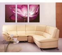 Wholesale Modern Painting Canvas Print Paint Decor Picture Wall Hanging Art Flower ca24