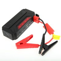 Wholesale US Stock mAh V Car Jump Starter Emergency Battery Phone Power Bank Booster Charger Support Auto Gasoline Diesel Emergency Start