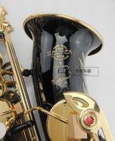 Wholesale EMS Selmer54 alto saxophone wind E flat black paint Jinjian Sax