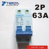 ac circuit breakers - P A V HZ HZ Circuit breaker AC MCB safety breaker C type