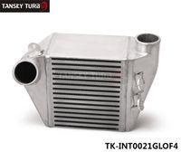 Wholesale For VW JETTA GOLF T MK4 BOLT ON ALUMINUM SIDE MOUNT INTERCOOLER L TURBO CHARGE Tansky TK INT0021GLOF4
