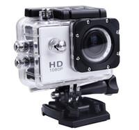 camcorder 2012 - SJ4000 Sports DV Waterproof Sport Camera P Full HD High Definition sports DV Camcorder Gopro Style P M Inch LCD CAR DVR