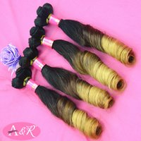 Cheap spring curl human hair curly weave Best 20 human hair extensions