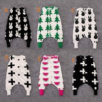 Cheap 5PCS HHA621 INS Baby Romper Cartoon Babies Sleeping bag Clothing Flannel Thickening Baby One-Piece Pajamas Clothes