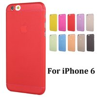 clear cover lens - 0 mm Ultra Thin Slim Matte Frosted Transparent Clear Soft PP Full Cover Lens Protection Case Skin for iPhone Plus inch MOQ