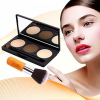 best buffer brush - Color Eyebrow And Flat Top Buffer Makeup Bamboo Cosmetic Brush Best Price