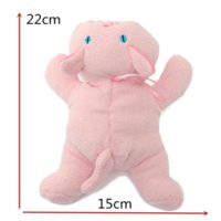 Wholesale Fashion High Quality Cute Pig Baby Travel Plush Animal Infant Feeding Bottle Covers Pouch Cases Insulation Sleeve Keep Warm