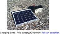 10w solar panel - High efficient Outdoor W Solar panel for Lead Acid battery led tube energy saving