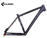 Wholesale Germany CUBE REACTION frame ultralight aluminum mountain bike frame bicycle frame kg