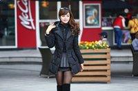 Wholesale 2014 stylish winter coat thicker Korean Women Slim Down genuine