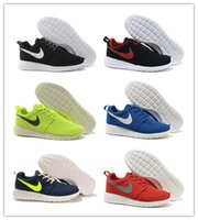 nike free run - Nike Roshe Run Men Running Shoes London Olympic Sneakers Lightweight Breathable Roshes Athletic Shoes