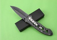 best fishing knife - NEW fishing knife GEK221612 stonewash excellecn Folder Best gift Folding knife collection knife B630