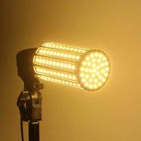 Nouveau Arrivée E27 30W SMD5050 LED Ampoule Maïs Blanc Brillant 2400LM 165LED 110V 220V AC CE ROHS