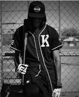 Men Crew Neck Short Sleeve HARAJUKU street digital print baseball t-shirt curviplanar male short-sleeve shirt